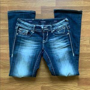 Vigoss Jeans with Fashion Stitching
